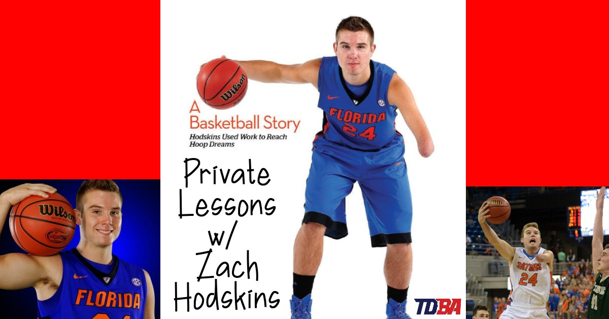 Zach Hodskins Joins TDBA