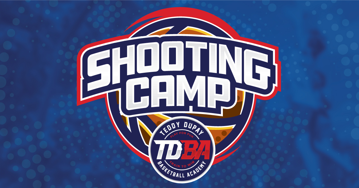 #1 Basketball Shooting Camp in America! Teddy Dupay Shooting Camp (Ages 13&Above)