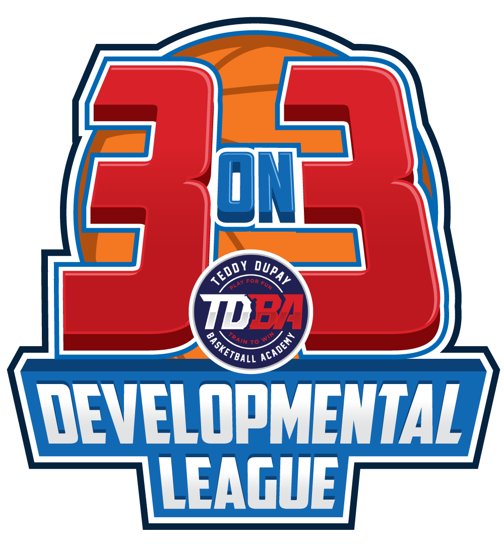 #3on3 Basketball League for Kids! The Best League in Tampa! FULL-COURT 3on3 Developmental League